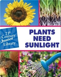 Plants Need Sunlight