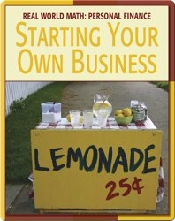 Real World Math: Starting Your Own Business