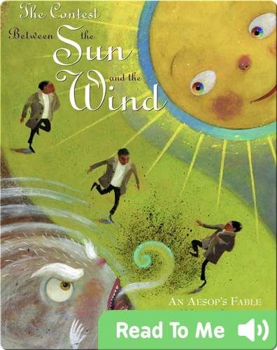 The Contest Between the Sun and the Wind