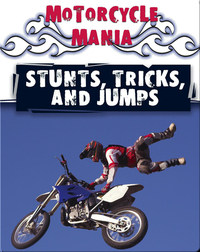 Motorcycle Mania: Stunt, Tricks, And Jumps