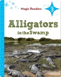 Magic Readers: Alligators in the Swamp