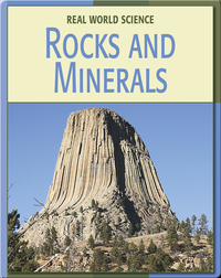Real World Science: Rocks And Minerals