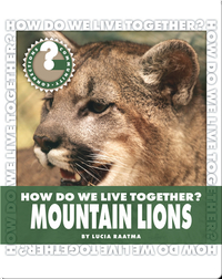 How Do We Live Together? Mountain Lions