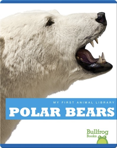 My First Animal Library: Polar Bear