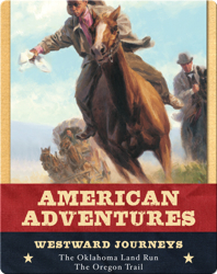 American Adventures: Westward Journies