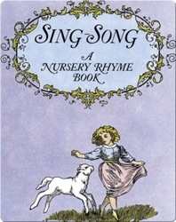 Sing-Song: A Nursery Rhyme Book