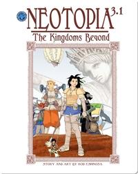 Neotopia Volume 3: The Kingdoms Beyond #1