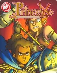 Princeless Vol. 1 #4