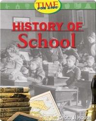 History of School: Fluent Plus (Nonfiction Readers)
