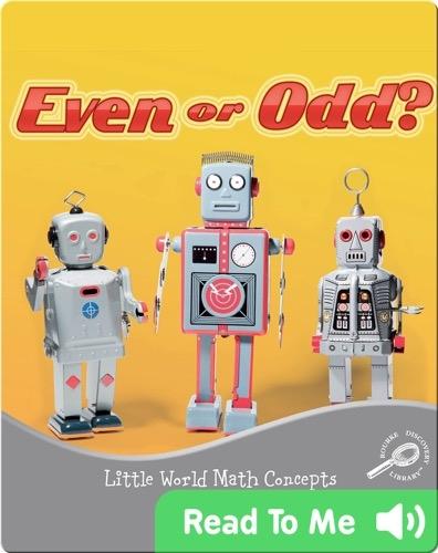 Even or Odd?