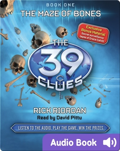 The 39 Clues, Book #1: The Maze of Bones