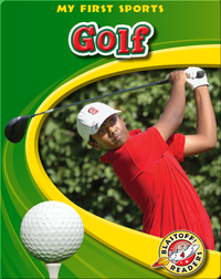 My First Sports: Golf