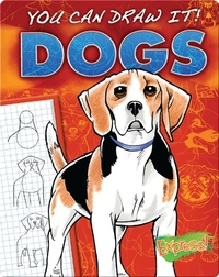 You Can Draw It! Dogs
