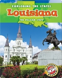 Exploring the States: Louisiana