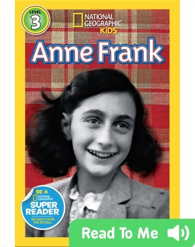National Geographic Readers: Anne Frank