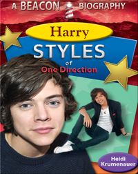 Harry Styles of One Direction