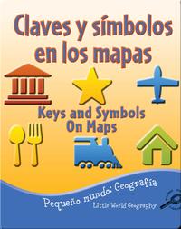 Claves Y Símbolos En Los Mapas (Keys and Symbols On Maps)