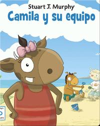 Camila y su equipo