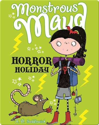 Monstrous Maud #5: Horror Holiday