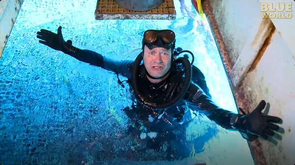 A Tour of Aquarius Reef Base