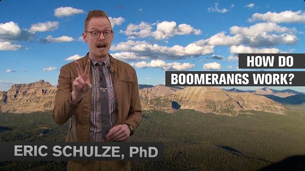 How Do Boomerangs Work?