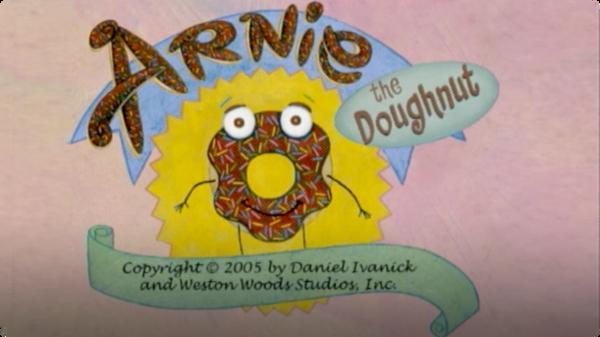 Arnie The Doughnut