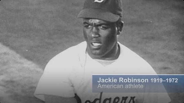 Did You Know: Jackie Robinson