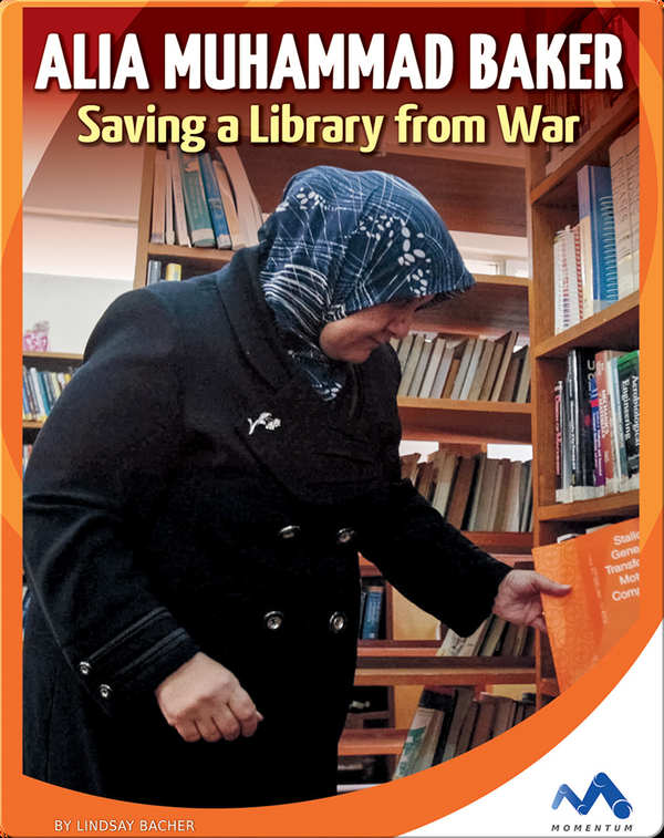 Alia Muhammad Baker Saving a Library from War