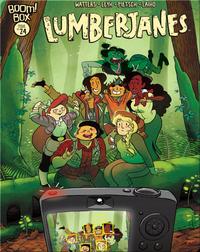 Lumberjanes #24