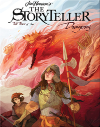 Jim Henson's The Storyteller: Dragons #3
