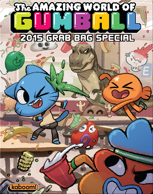 The Amazing World of Gumball: 2015 Grab Bag Special