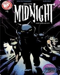 Hero Cats: Midnight #1