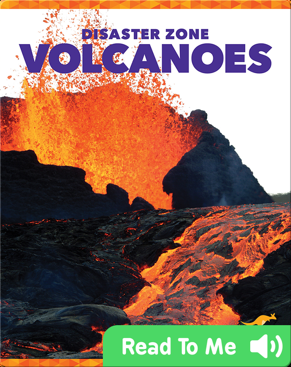 Disaster Zone: Volcanoes