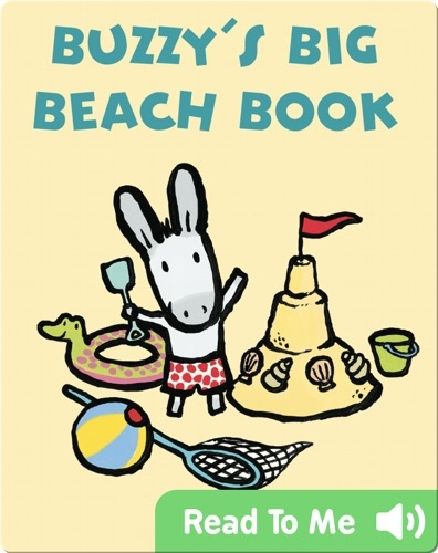 Buzzy's Big Beach Book