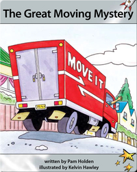 The Great Moving Mystery