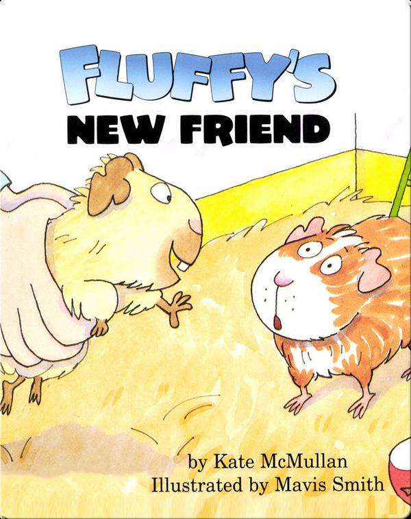 Fluffy's New Friend