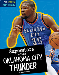 Superstars Of The Oklahoma City Thunder