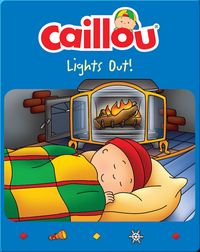 Caillou: Lights Out!
