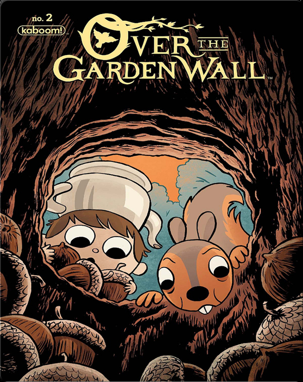 Over the Garden Wall Ongoing #2