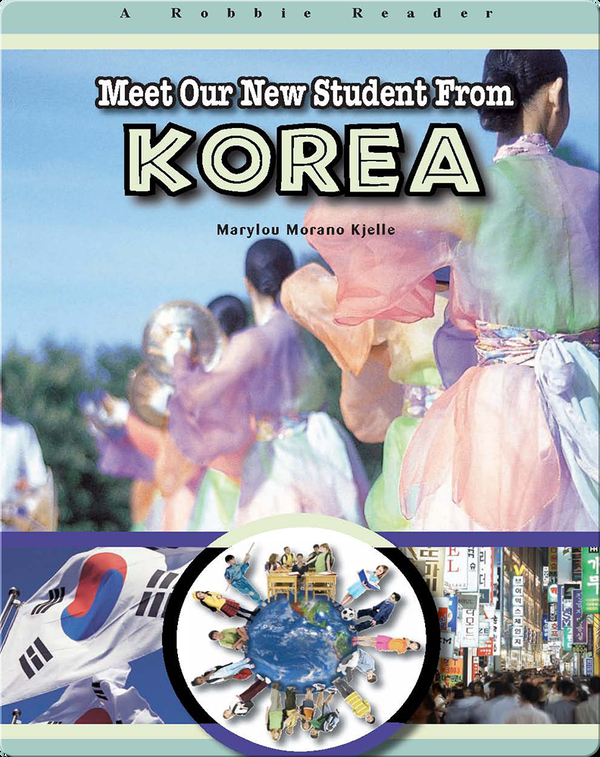 Meet Our New Student From Korea