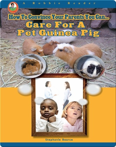Care for a Pet Guinea Pig