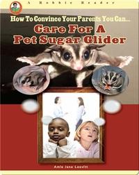 Care for a Pet Sugar Glider