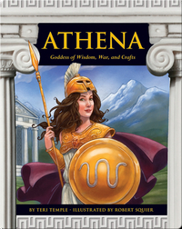 Athena: Goddess of Wisdom, War, and Crafts