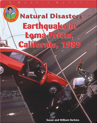 Earthquake in Loma Prieta, CA, 1989