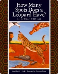How Many Spots Does a Leopard Have?: An African Folktale