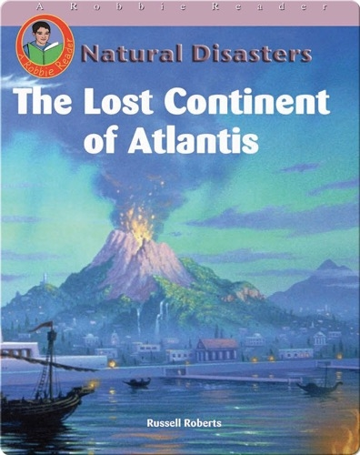 The Lost Continent of Atlantis