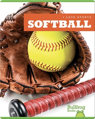 I Love Sports: Softball