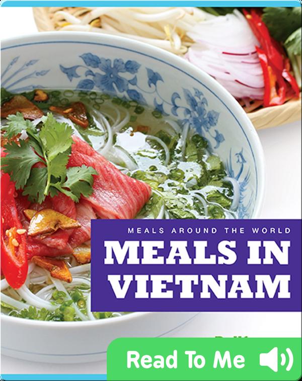 Meals in Vietnam
