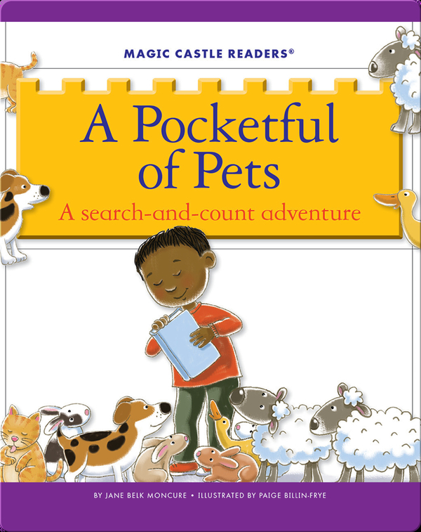 A Pocketful of Pets: A Search-and-Count Adventure