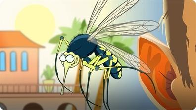 I'm a Mosquito